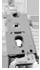 Aluminum Door Lockcases