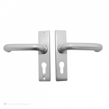 Union Aluminium Bathroom Handle
