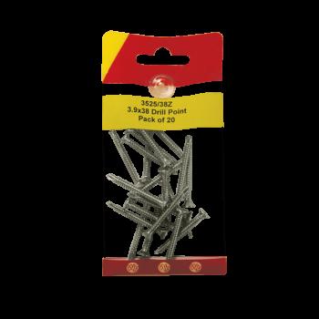 Drill Point Screws - Countersunk Head