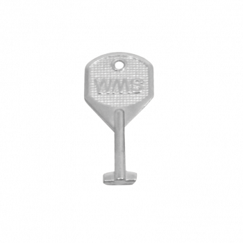 The Avocet 'T' Shaped Window Key is suited for Avocet Window Handles.