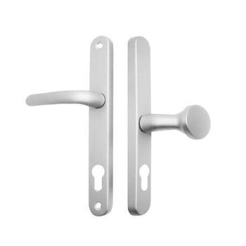 Fab & Fix Balmoral Lever/Pad Offset Door Handle