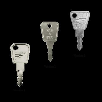 Fab & Fix window keys, for Fab & Fix window handles.