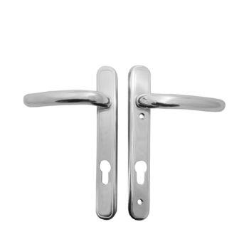 G-U Lever/Lever Inline Door Handle