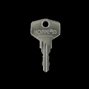 Window key to suit Hoppe Tilt & Turn window handles