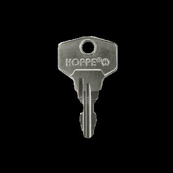 Key to suit Hoppe Tilt & Turn window handles.