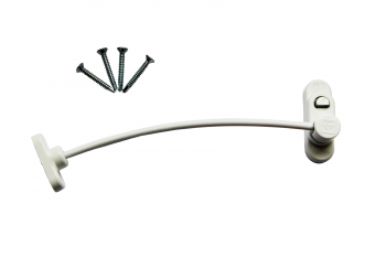 Penkid Push Release Cable Window Restrictor