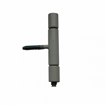Ssteel 15 degree adjustable hinge designed for uPVC doors