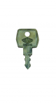 A key for Shaw window handles.
