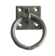 2x2 Ring On Plate Galvanised