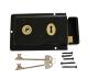 Double Handed Rim Lock 6x4 KP140