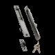 K45C Patio Door Hook Lock - Key Locking