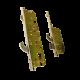 Millenco 3 Hooks 2 Deadbolts 2 Rollers 1 Latch