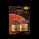 Sterling 2 x 40mm Double Locking Brass Padlock BPL442