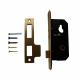 Narrow style sashlock with 2 keys
