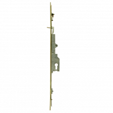 Fullex 2 Point Door Lock - Pins On Lock- 105mm PZ Centre