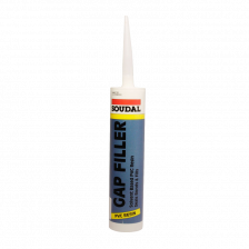 Soudal uPVC Gap Filler - White