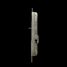 Fullex 2 Point Patio Door Lock - Pins on Lock - 50.87mm PZ Centre