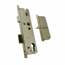 he KFV Key Operated 2 Bullet Pin Multipoint Lock is suitable for uPVC