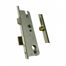 The KFV Key Operated Multipoint Lock is suitable for uPVC doors