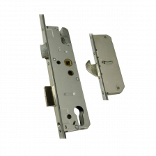 The KFV Lever Operated Multipoint Lock is suitable for uPVC doors
