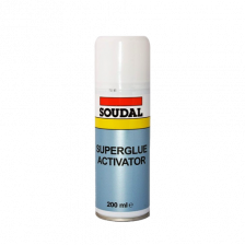Soudal Superglue Activator - 200ml